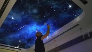 видео Подвесной потолок -