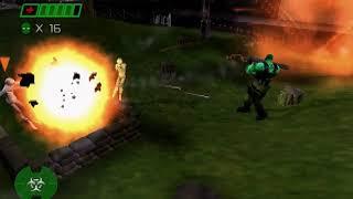 Army Men: Green Rogue (PS2) -  14. Grid Locked