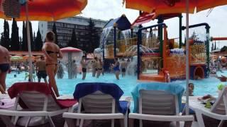 Аквапарк амфибиус Адлер 2016(, 2016-08-17T18:19:05.000Z)