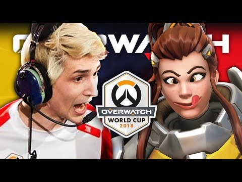 Top 50 Best Overwatch WORLD CUP Moments (2018)
