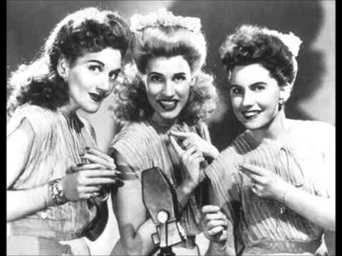 Andrew Sisters-In The Mood