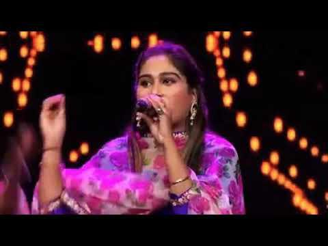 India Got talent ke munch par Rajia sultan Afsana khan ne machai Dhoom