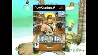 HERACLES BATTLE WITH THE GODS - VIDEOGAME TRAILER - SONY PLAYSTATION 2 - PC CDROM - 2006