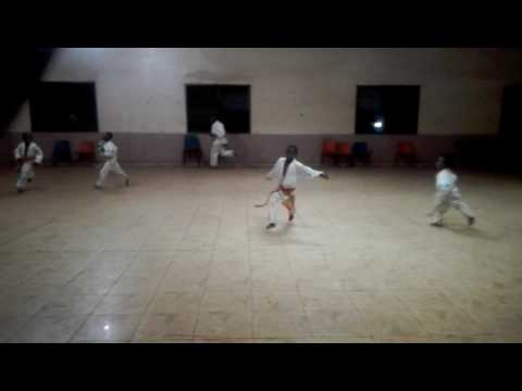 karate kids Cameroon
