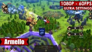 Armello gameplay PC HD [1080p/60fps]