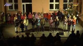 Vánoční koncert MZŠ Návsí
