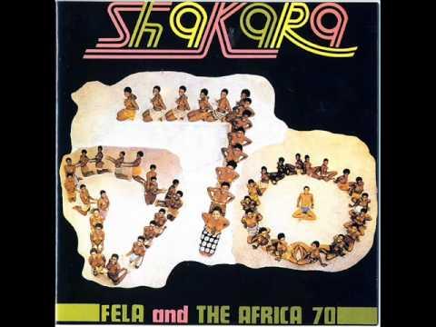 Fela Kuti & The Africa 70 - Shakara