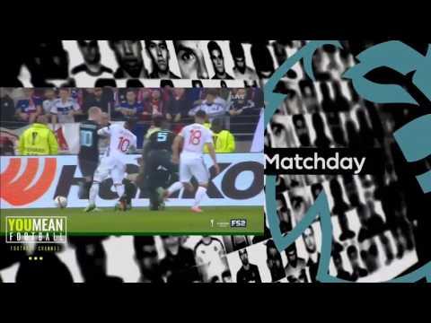 FT Lyon Vs Ajax 3   1  EXTENDED Highlights UEL English Version Thu, 11 May 17