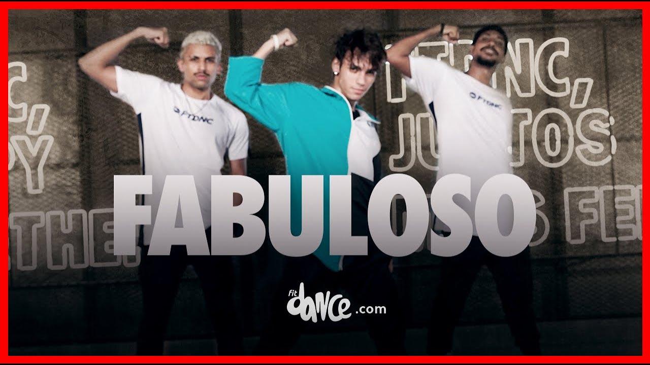 Download Fabuloso - Sech, Justin Quiles | FitDance (Coreografia) | Dance Video
