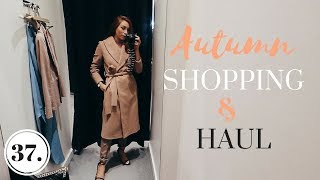 COME SHOPPING TO KILDARE VILLAGE WITH ME - Luxury Autumn Fashion Haul