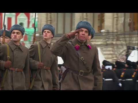 Return of Soviet-Union | Soviet march 2019