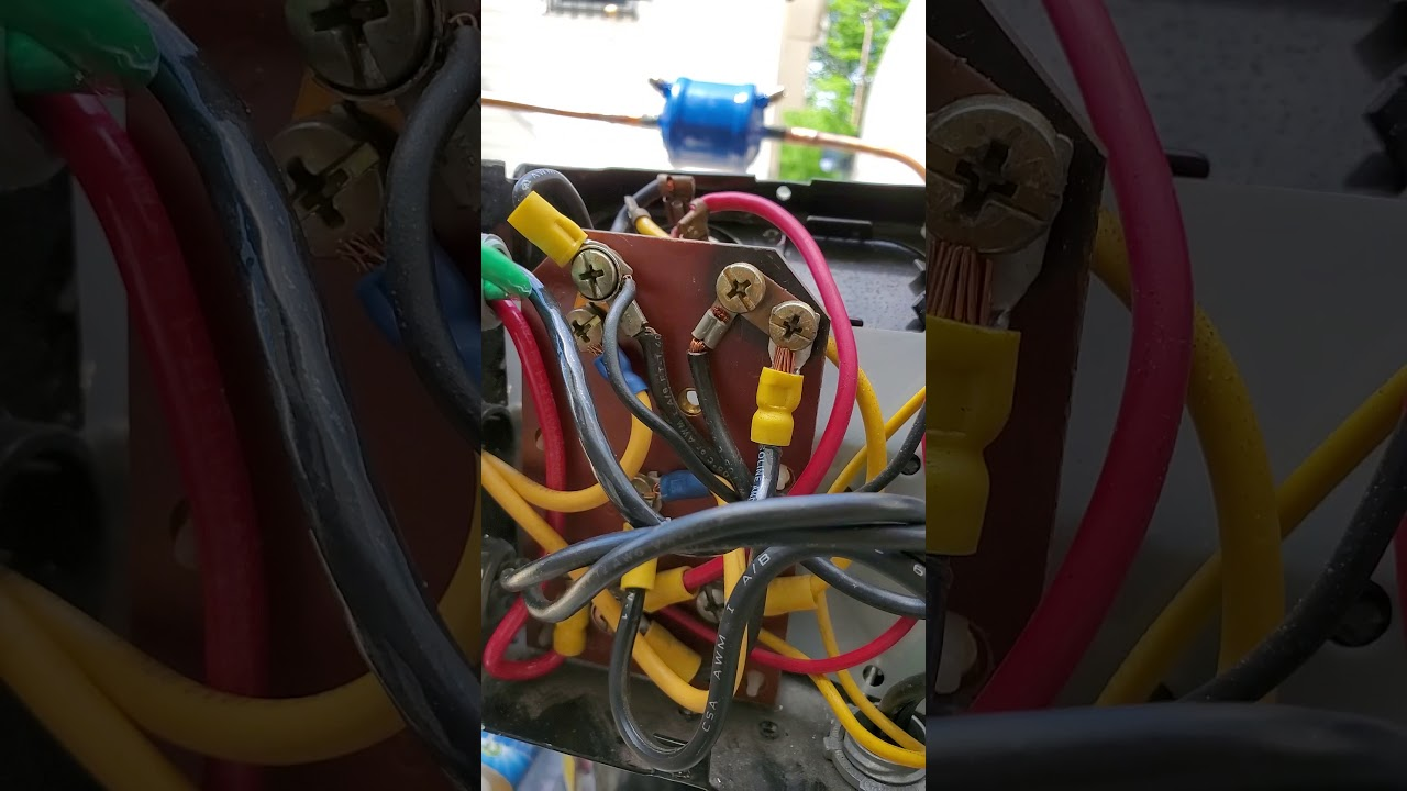 How To Wire An Outdoor Condensing Unit
