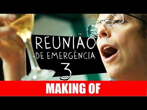 Reunião de emergência 3, a Delação 2 – Making of