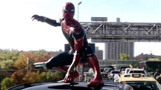 Spider-Man No Way Home  | The Phantoms - Made For This [ Tom Holland ]