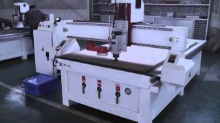 1325 with 3.5kw Air cooling spindle, China cnc router, china cnc machine