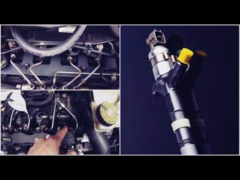 tester et changer injecteur moteur ford citro n 2 0 2 2 2 4 tdci youtube. Black Bedroom Furniture Sets. Home Design Ideas