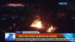 10 in critical condition 150 hurt in cavite factory fire