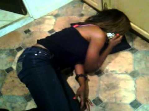 Drunk bitch video