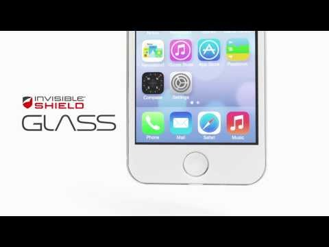 Zagg Invisible Shield Glass: Perhaps the best investment for a new iPhone