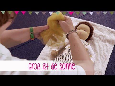 Groß ist die Sonne (Kinderlied) - Lieder aus dem Babykurs
