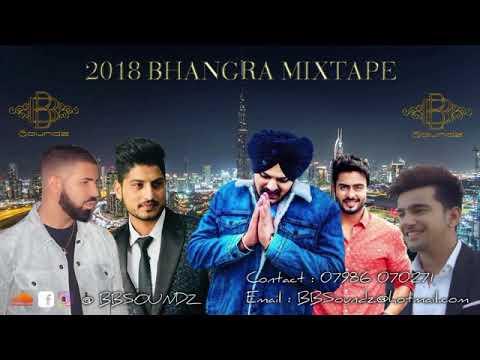 Final 2018 Bhangra Mix  Mega Hits  Remix