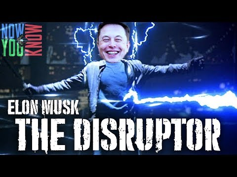 Elon The Disruptor   In Depth