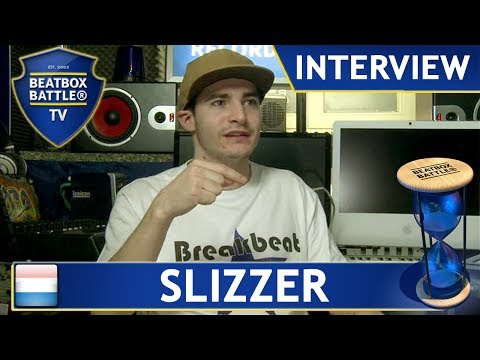 Slizzer from Luxembourg - Interview - Beatbox Battle TV