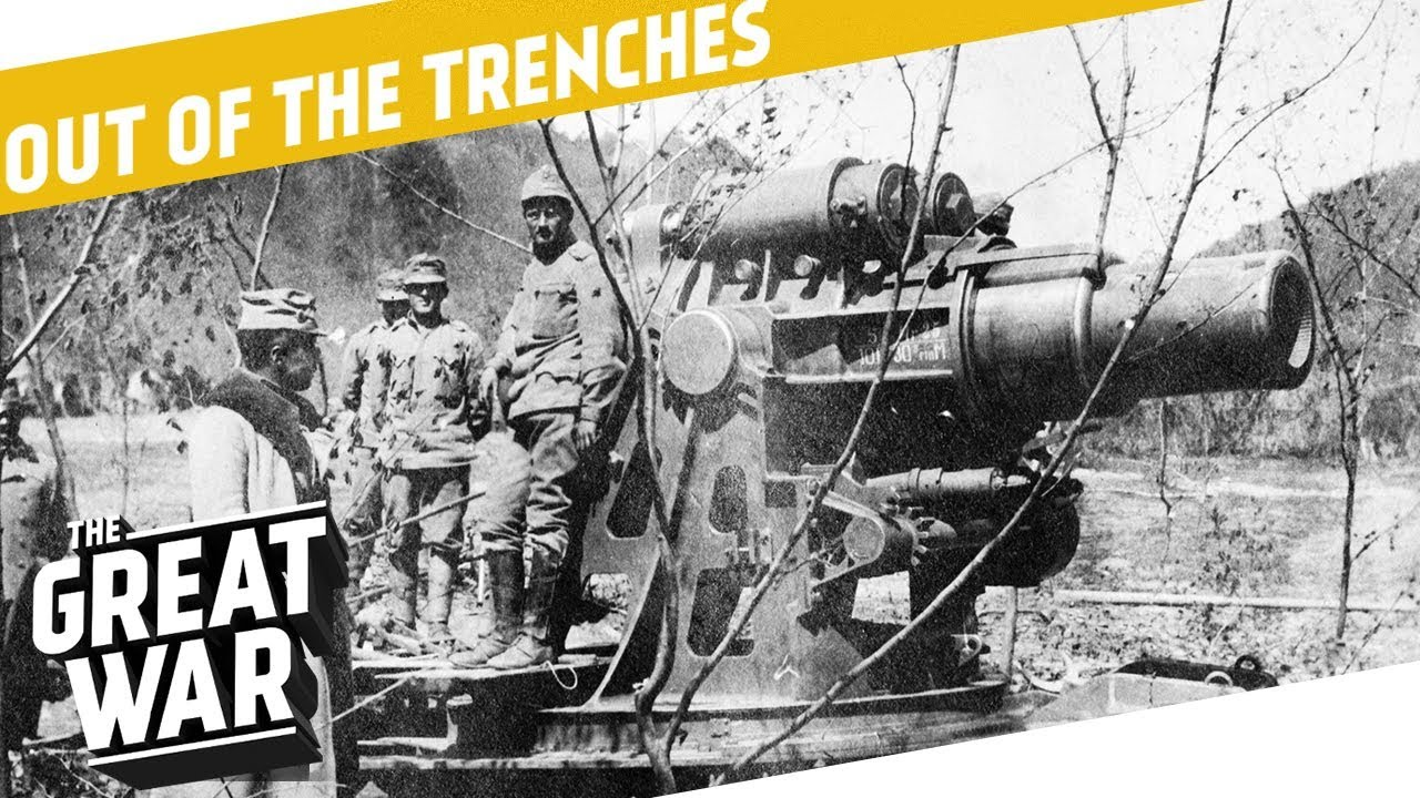 Austro Hungarian Artillery Choctaw Code Talkers I Out Of The Trenches Ww1 Diagram Found That Were