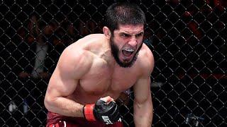 Islam Makhachev's 7-Fight Win Streak
