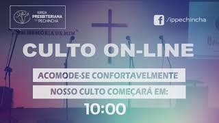 Culto Vespertino - Rev. Fabio Castro - 18/07/2021