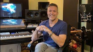 Nicholas Gunn talks about his new album, Pacific Blue
