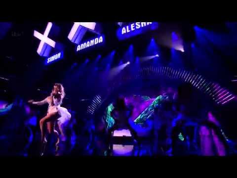 Britain's Got Talent -Semi Final Round 4 Lettice Rowbotham