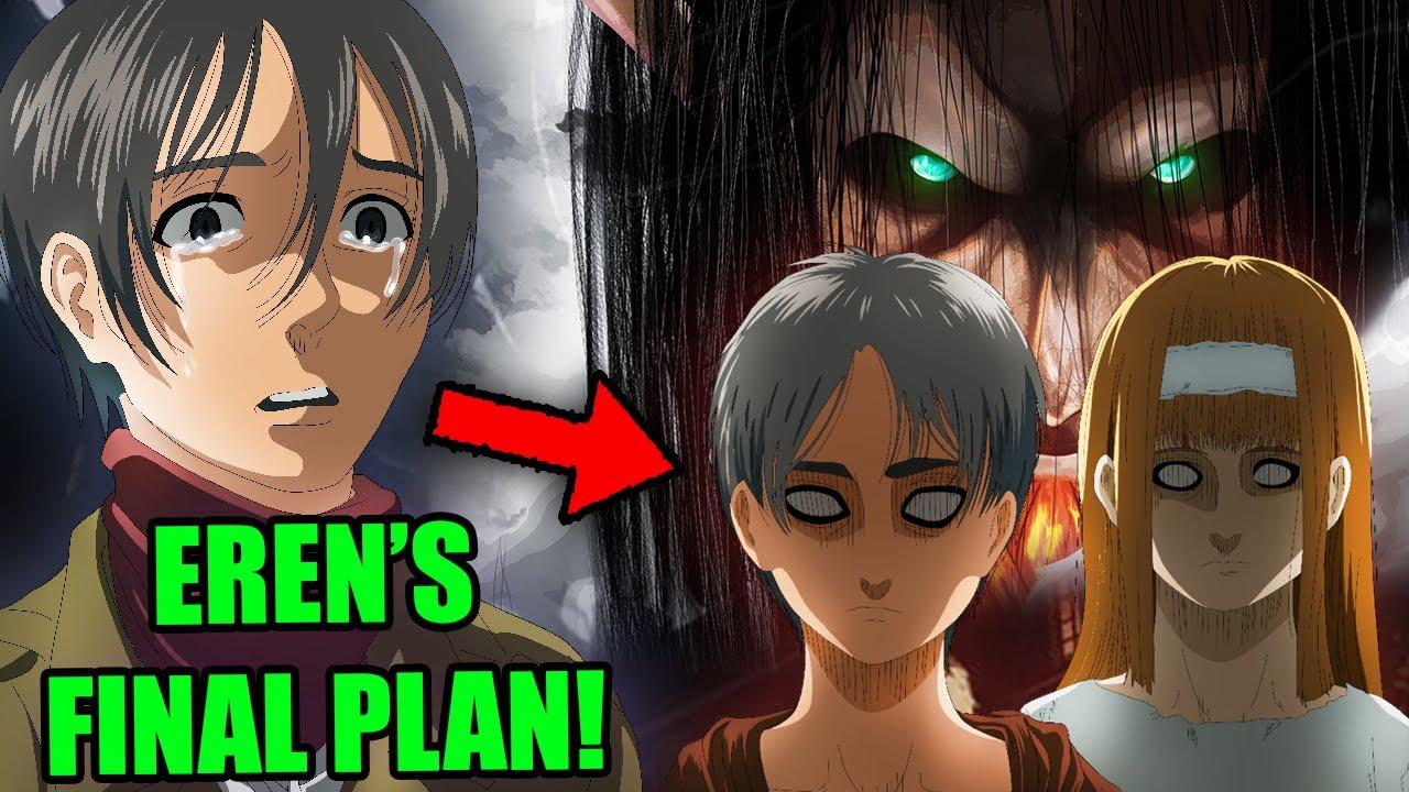 Attack On Titan Eren Gruesome Titan Form Revealed Videotapenews