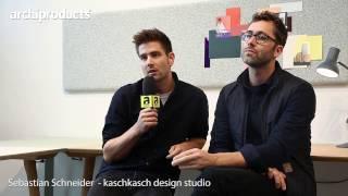 ORGATEC 2016 | Zeitraum - kaschkasch Design Studio