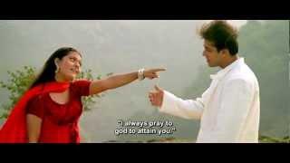 Alka Yagnik , Kumar Sanu - Odh Li Chunariya Tere Naam Ki (With Lyrics) Full HD Video