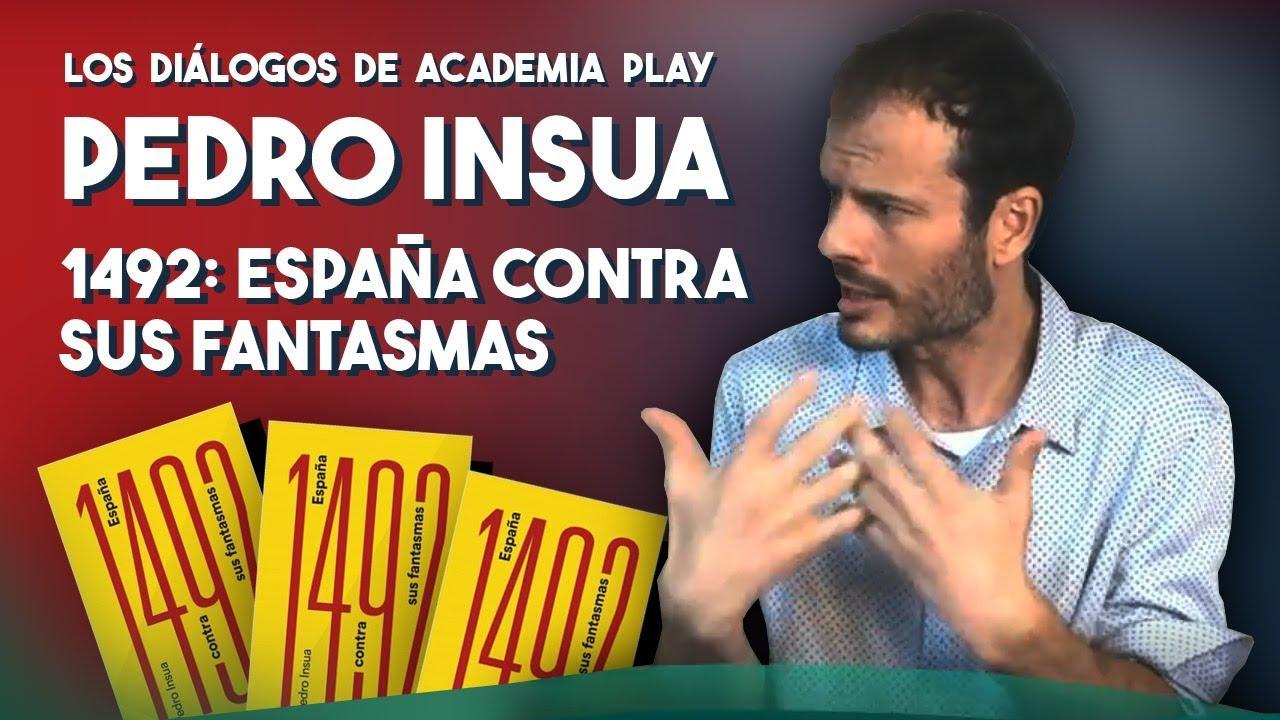 España contra sus fantasmas. Dialogamos con Pedro Insua.