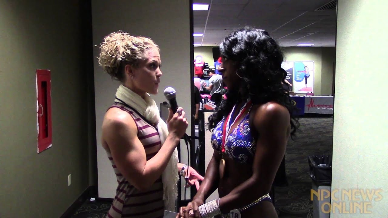 Download Tycie Coppett After Winning the 2013 IFBB Greater Gulf States