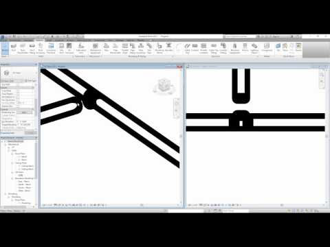 Revit MEP for the Professional - Part 2 - Drawing Piping