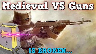 Mount And Blade Warband But I use Guns To Break The Game - Can You Beat Mount And Blade With Guns?