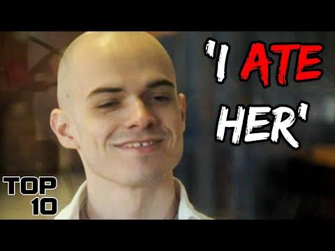 Top 10 Disturbing Interviews With Evil People