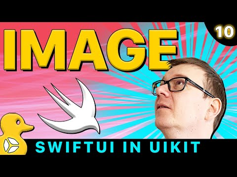 SwiftUI in UIKit - Image | Swift 5, Xcode 10 thumbnail