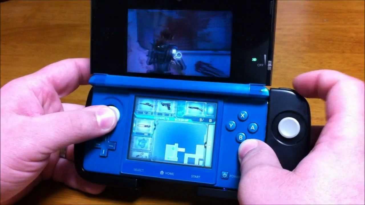 Game boy color quanto vale - Circle Pad Pro Nintendo 3ds Video Demonstrativo Jogando Resident Evil Revelations