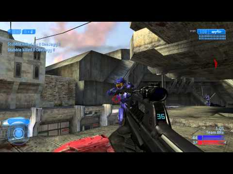 Halo MCC: Quick BXR
