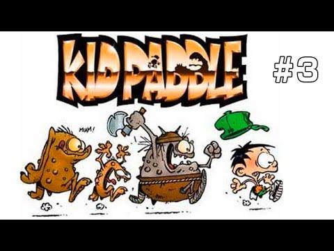 borne arcade kid paddle