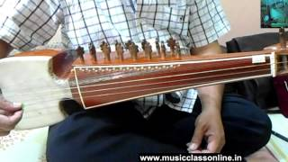 Learn Rabab Online Guru Indian classical Rabab music training Free videos online Rabab players