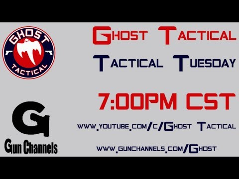 Tactical Tuesday (8/22/2017) - Hunting Preperations and Military Drones