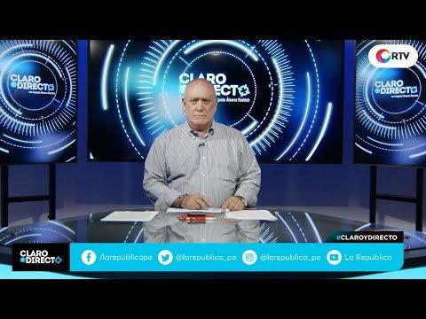 Hablan de Alan en Brasil | Claro y Directo con Augusto Álvarez Rodrich