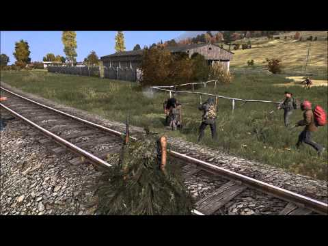 DayZ Standalone Meeting Vestigiality and Friends