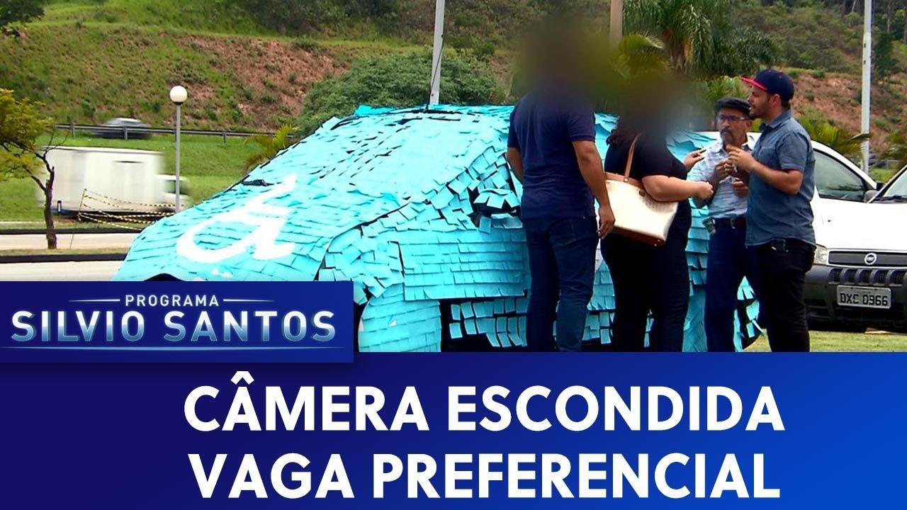 Vaga Preferencial  | Câmeras Escondidas (08/03/20)