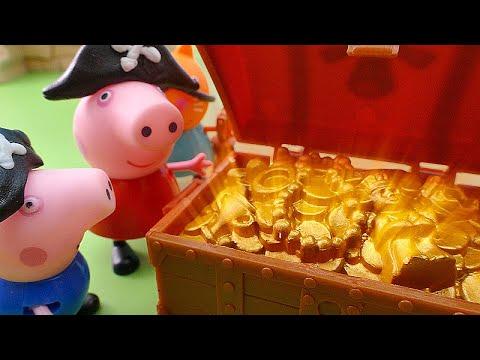 Игрушки на пиратском празднике ищут клад пиратов. Истории игрушек из мультиков
